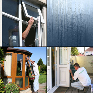Types of window and door repair services
